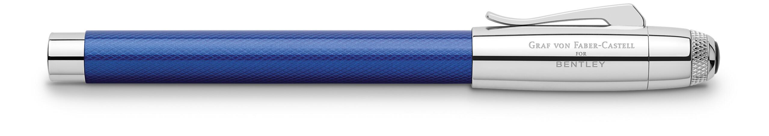 Graf von Faber-Castell Bentley Sequin Blue Tintenroller 03