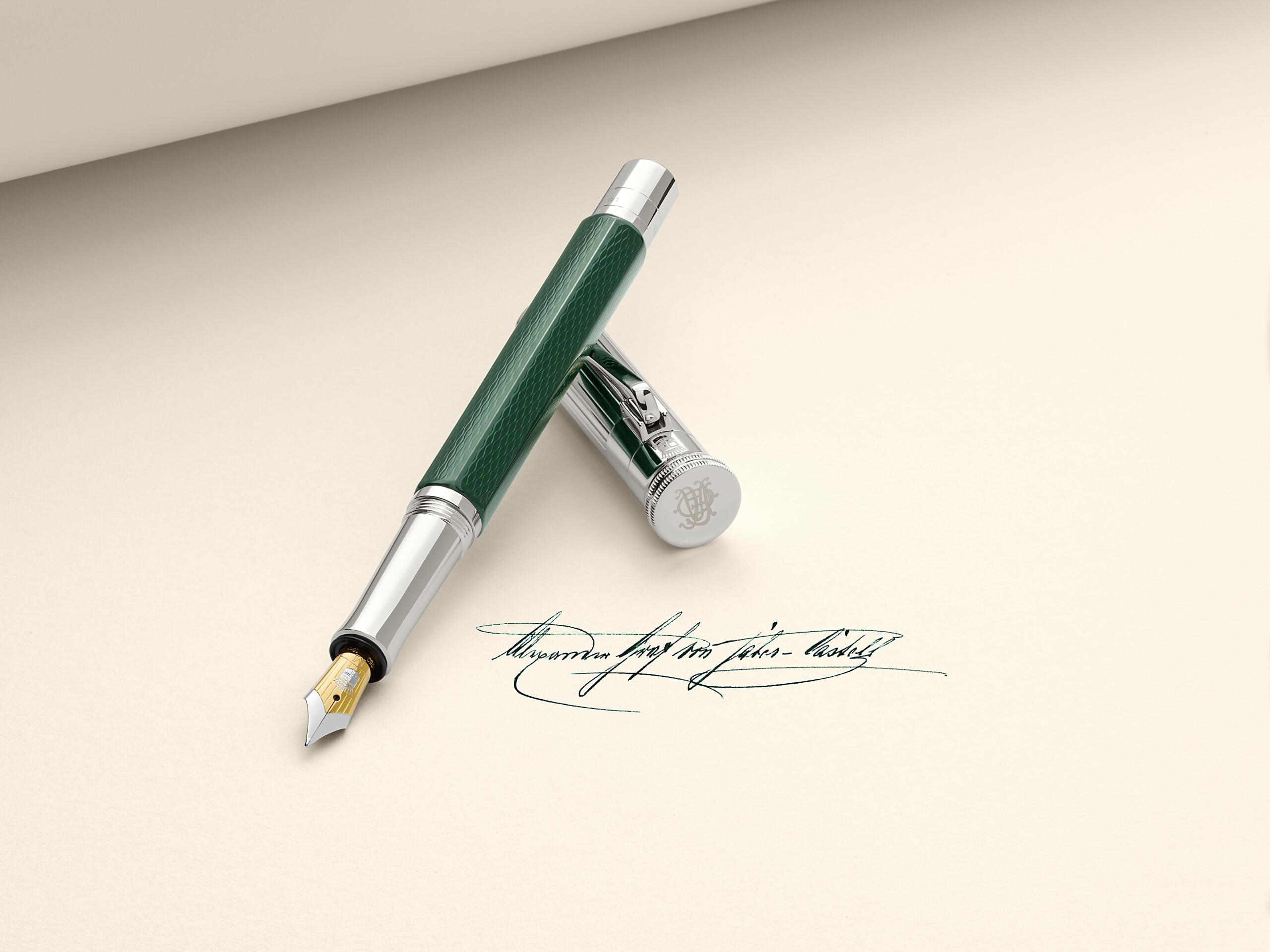 Graf von Faber-Castell Limited Edition Heritage Alexander Füllfederhalter 03