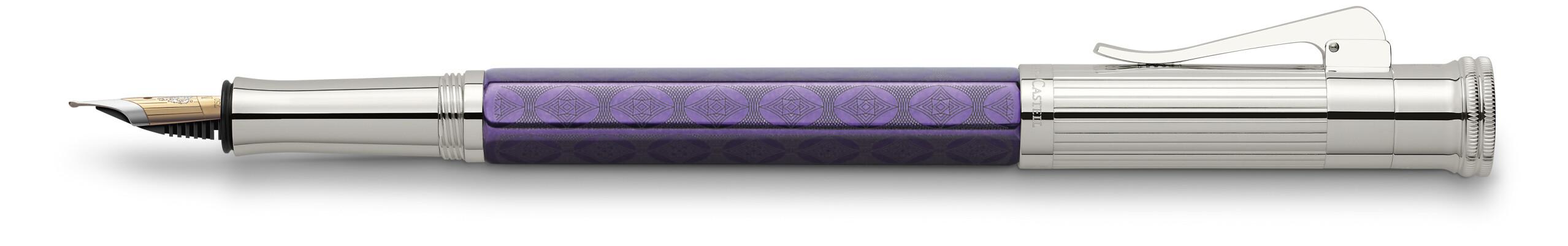 Graf von Faber-Castell Limited Edition Heritage Ottilie Füllfederhalter 05