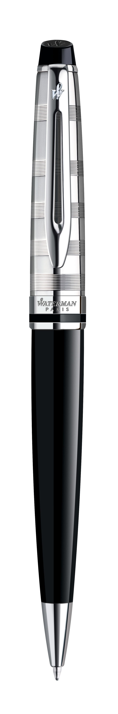 Waterman Expert Deluxe Black Kugelschreiber 01