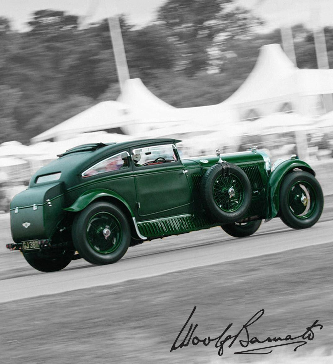 Graf von Faber-Castell Bentley Limited Edition Barnato Füllfederhalter 03