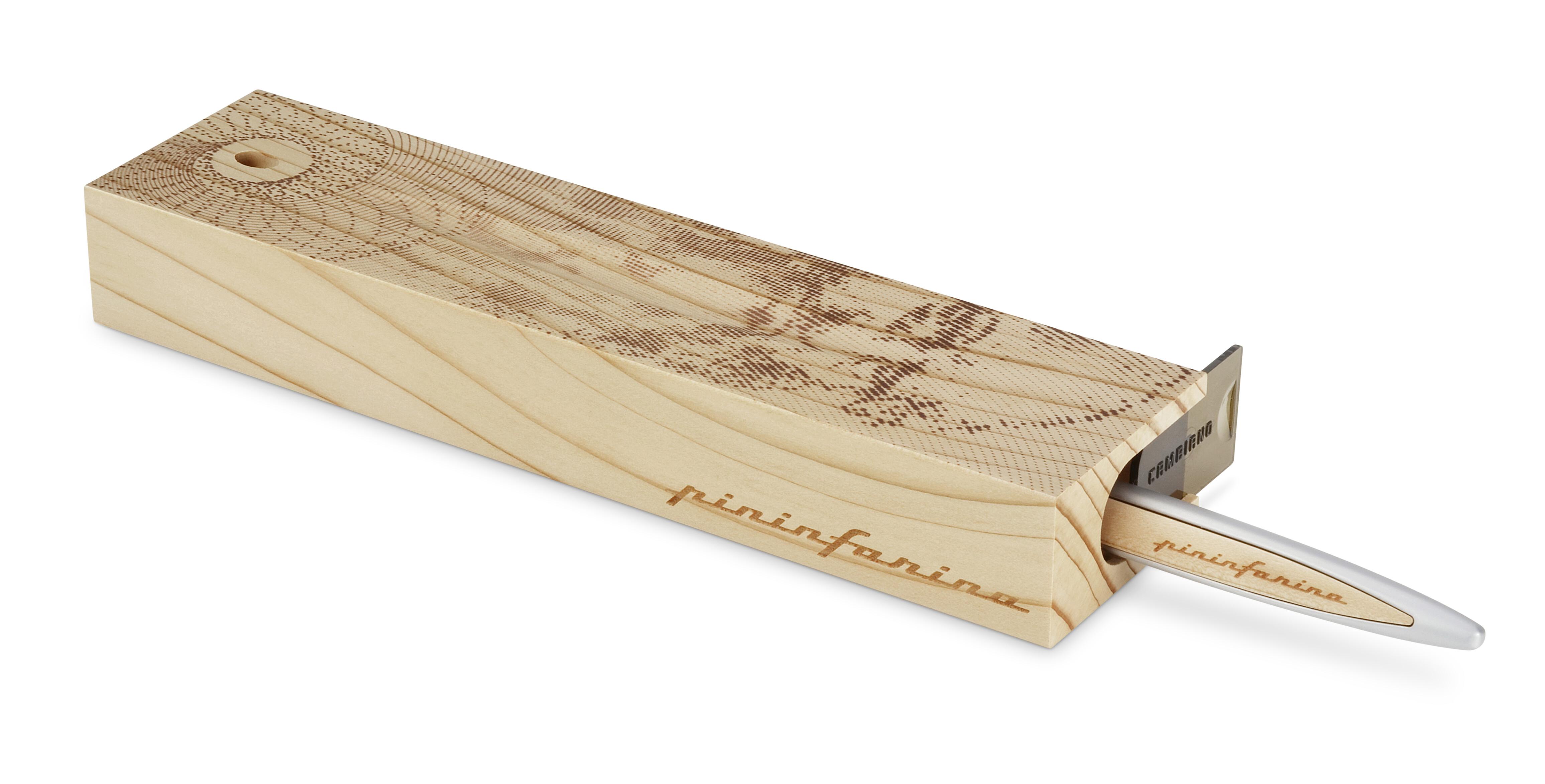 Pinifarina Cambiano Leonardo Drawing, 500th Limited, Cedarwood, Ballpoint 03