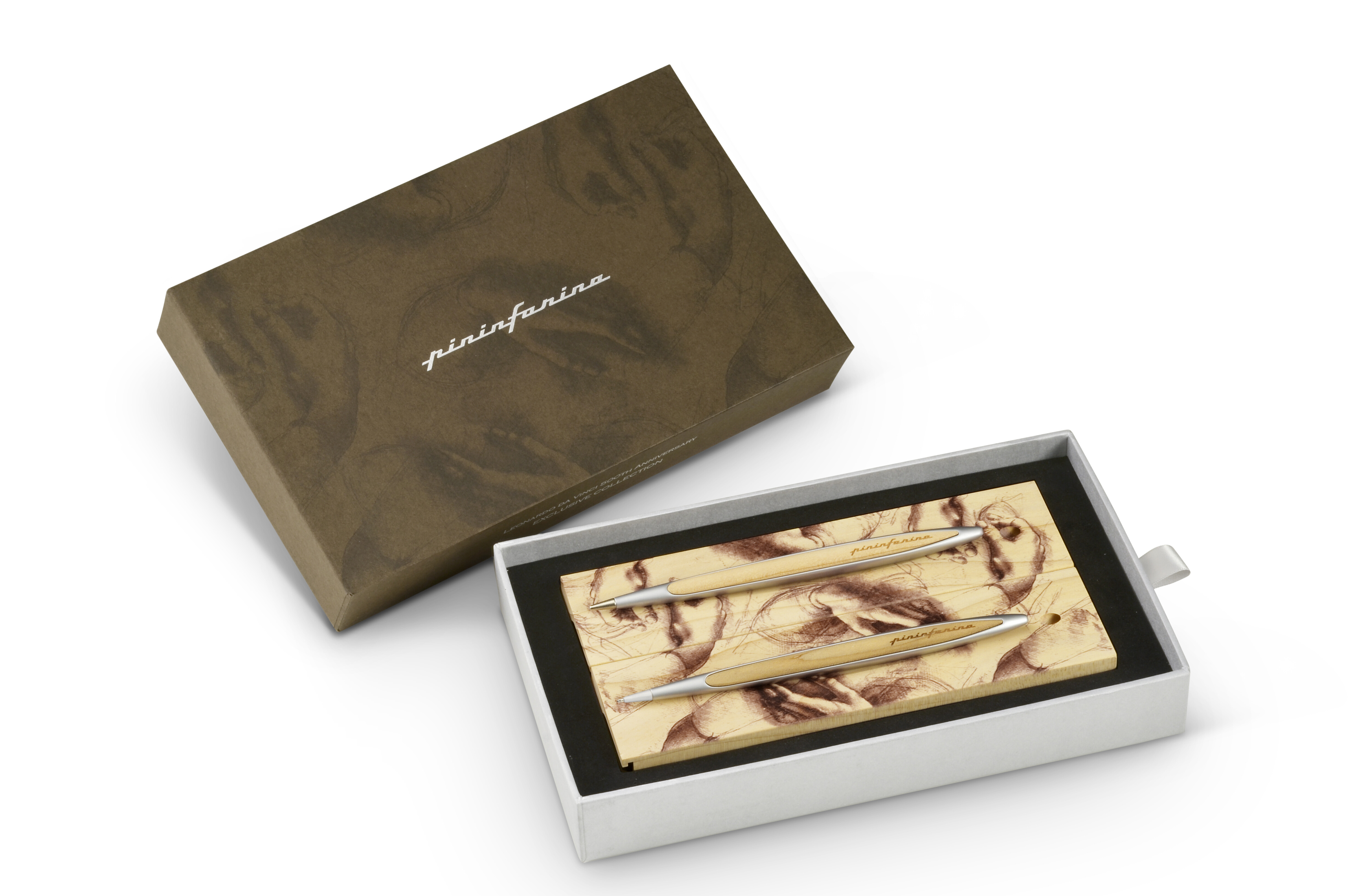 Pininfarina Cambiano Box Exclusive Collection, 500TH Limited, (Hands) 01