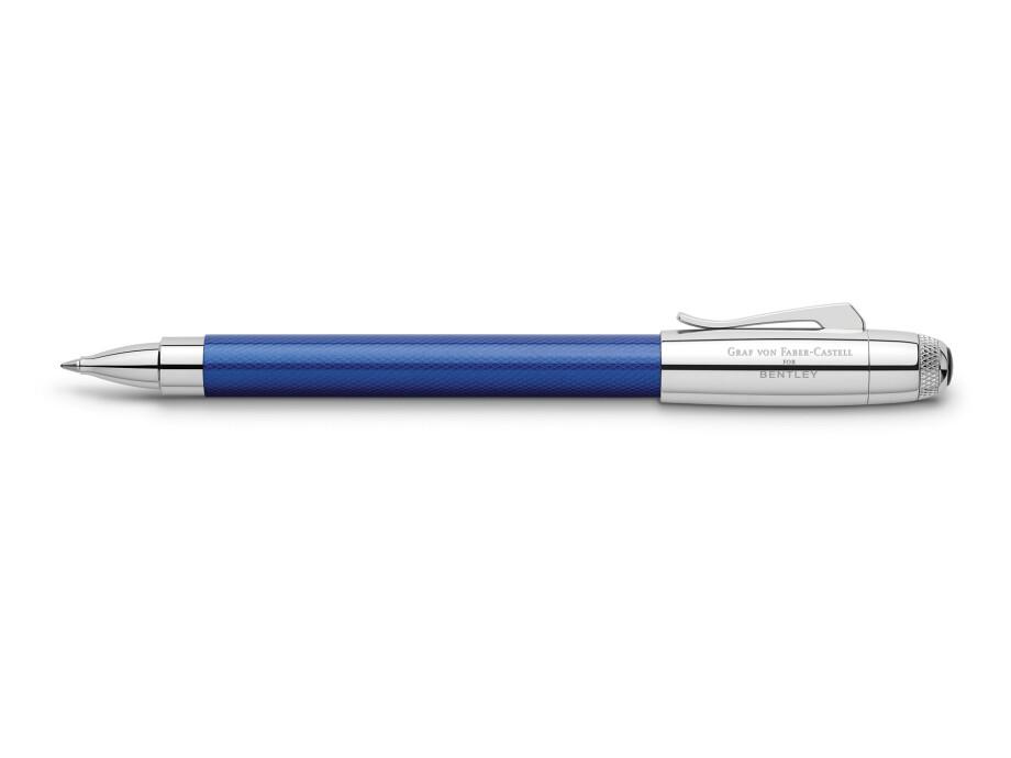 Graf von Faber-Castell Bentley Sequin Blue Tintenroller 04
