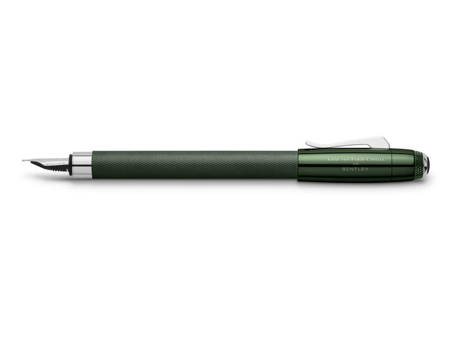 Graf von Faber-Castell Bentley Limited Edition Barnato Füllfederhalter 02