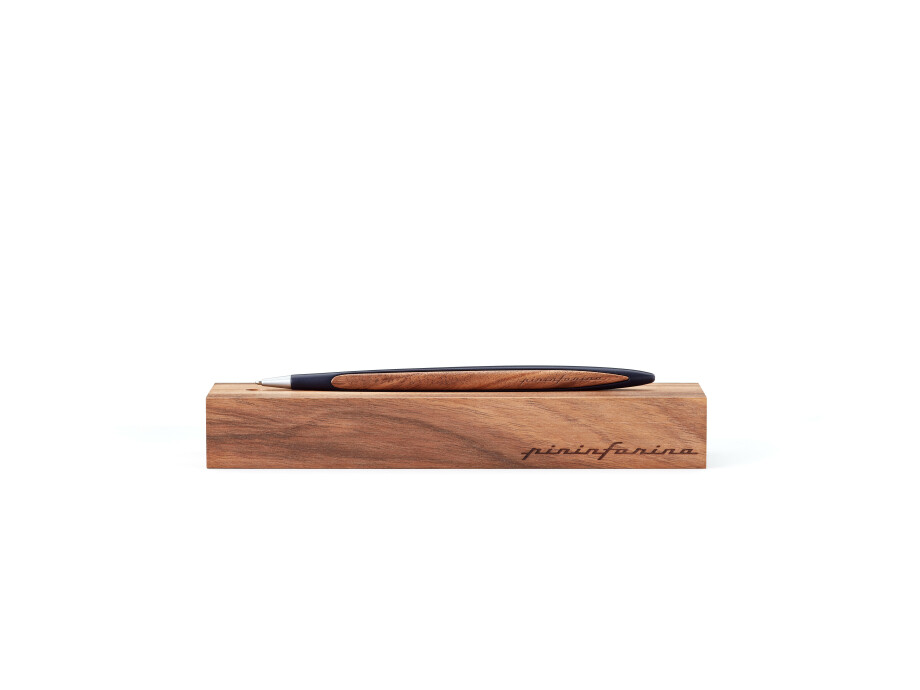 Pininfarina Cambiano Walnutwood, Blue, Ink Version 02