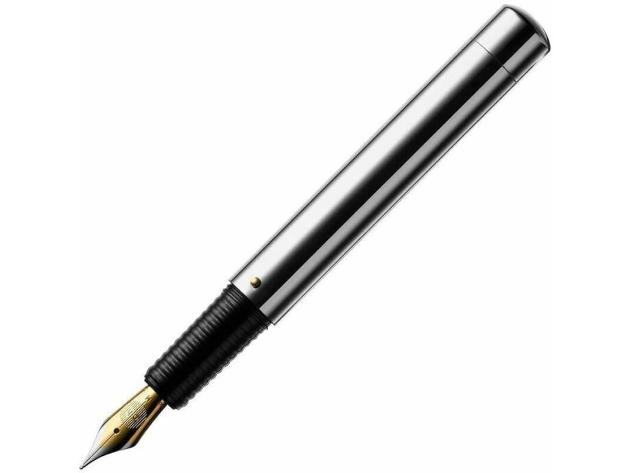 Otto Hutt designC Limited Edition Sterling Silver Fountain Pen 02